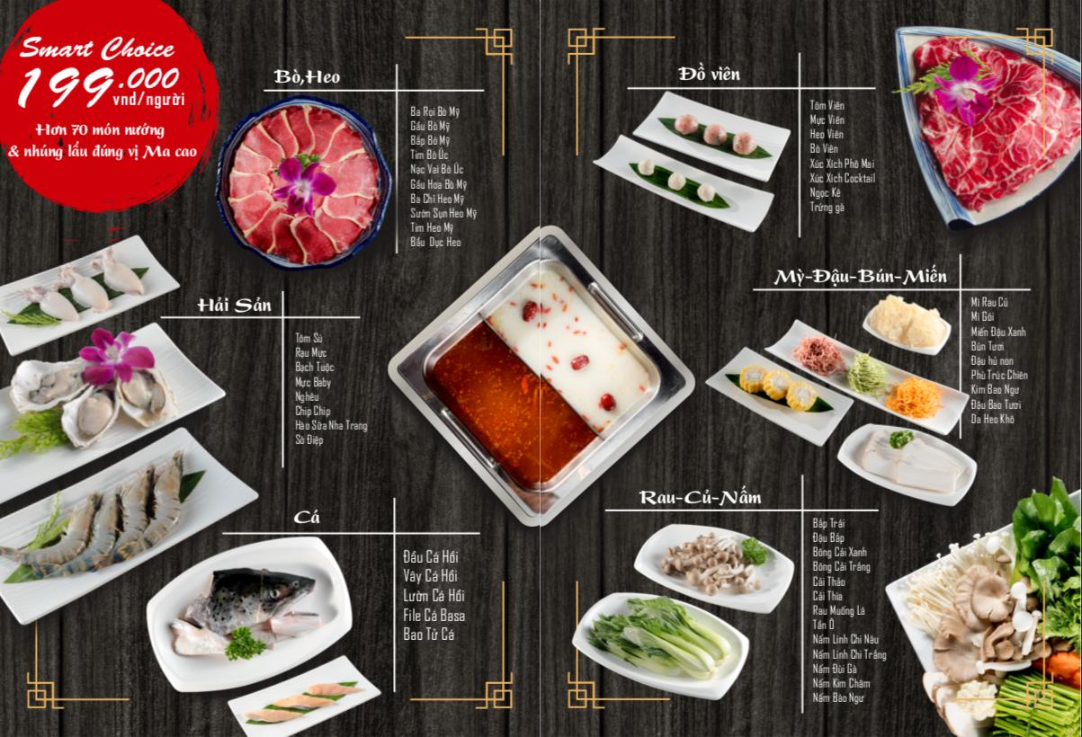 Buffet Lẩu Nướng Chi Nhánh Nguyễn Tri Phương